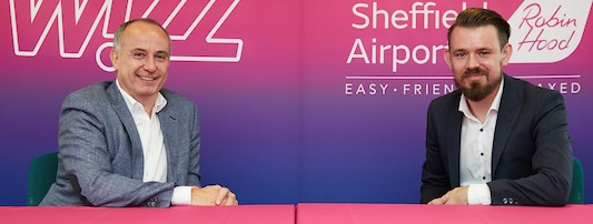 Wizz Air Announces 2nd Based Aircraft And 6 New Routes At Doncaster Sheffield Airport Sheffield Chamber